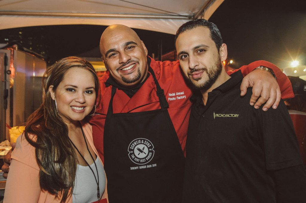 SOBEWFF-Burger-Bash-2015-Schweid-and-Sons-Very-Best-Burger-Judges-80
