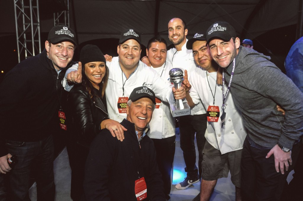 SOBEWFF-Burger-Bash-2015-Schweid-and-Sons-Very-Best-Burger-Judges-291