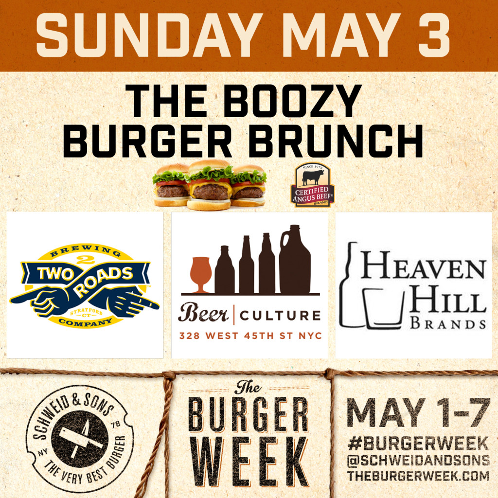 schweid-and-sons-ny-burger-week-2015-Event-Poster-Beer-Culture-Boozy-Brunch-layered