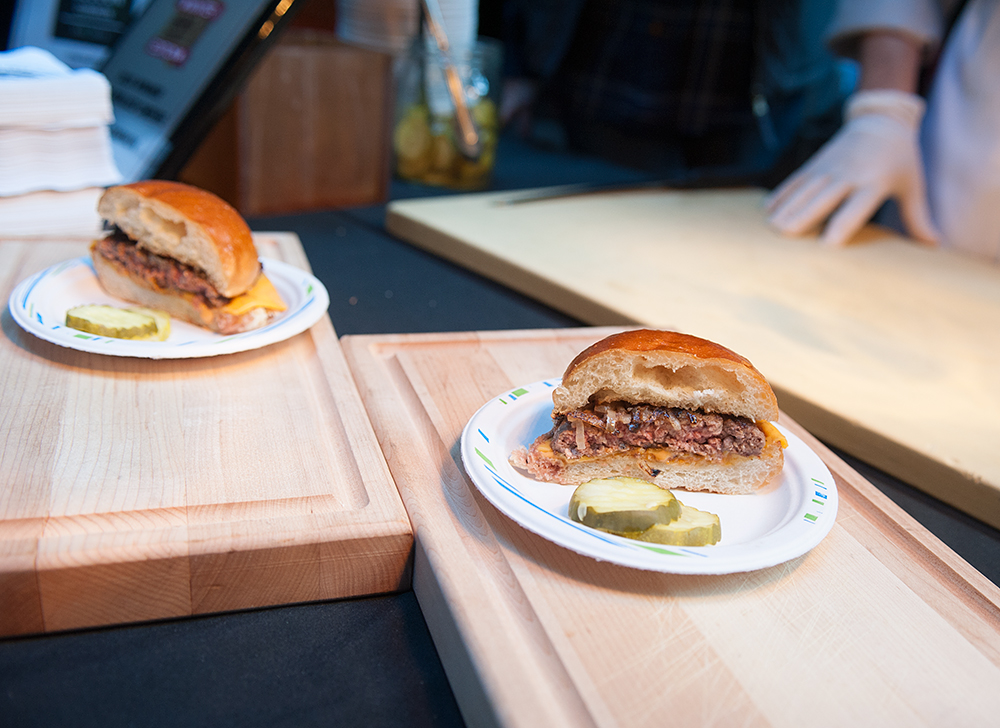 2nd Annual Ny Burger Feast Presented By Schweid Amp Sons