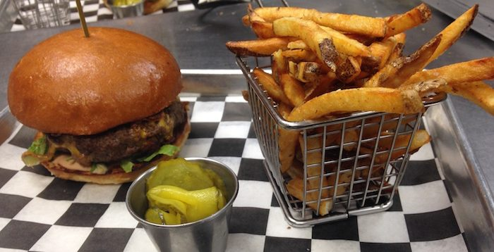 Chef Andrew Murtha's JuiCy Burger