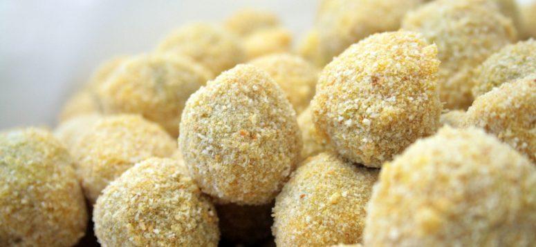 How To Make Ascoli Piceno Olives by Jim Berman — Recipe
