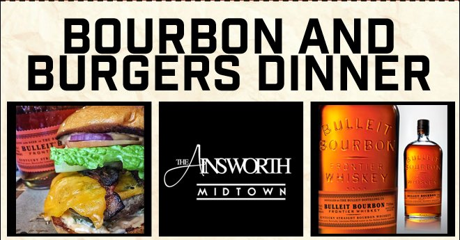 NYC Burger Week 2016: Bourbon and Burgers Dinner