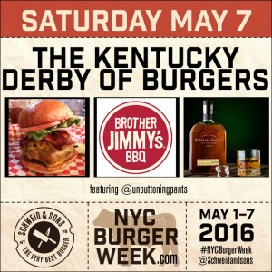 NYC-Burger-Week-2016-Kentucky-Derby-Schweid-and-Sons