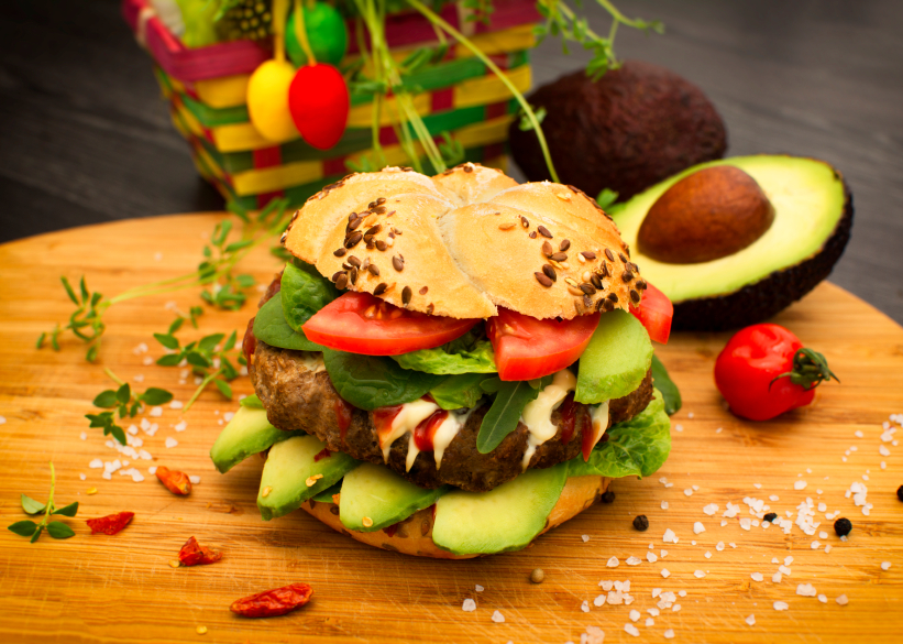 What Are The Most Popular Vegetable Toppings Being Served On Burgers In 2016?