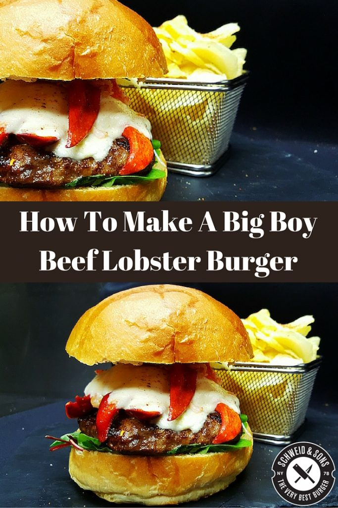Big Boy Beef Lobster Burger (1)