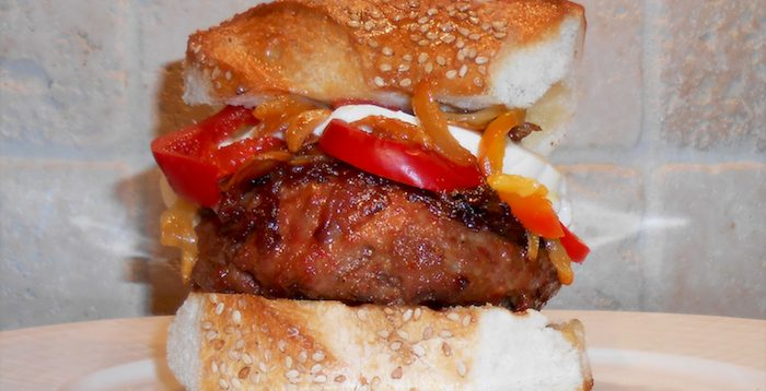 How To Make A Badda-Bing Burger — Recipe