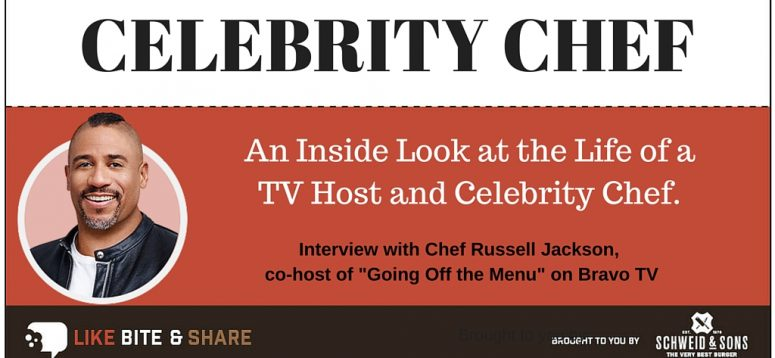 An Inside Look at the Life of a TV Host and Celebrity Chef.