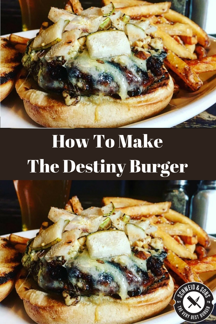 DESTINY BURGER