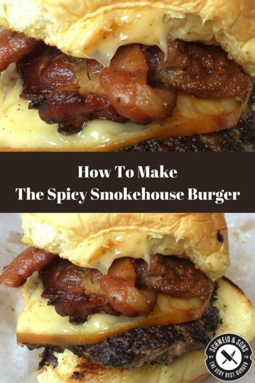 SPICY SMOKEHOUSE BURGER