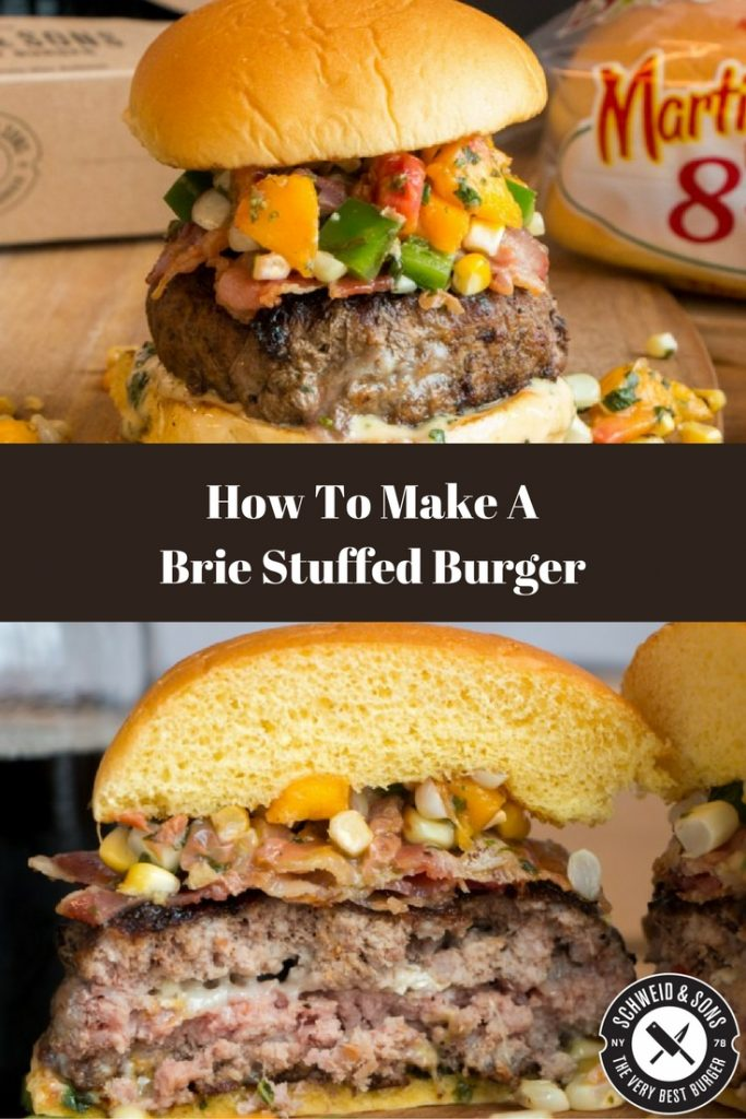 brie-stuffed-burger