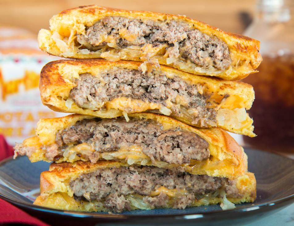 Cheeseburger Patty Melt – Schweid & Sons – The Very Best ...