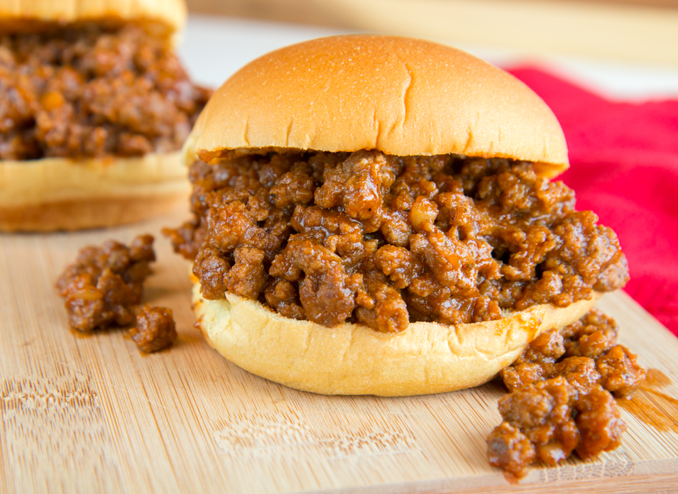 ... Sloppy Joes — Recipe – Schweid & Sons – The Very Best Burger