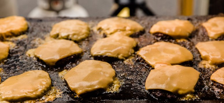 Tailgate Burgers Grilling