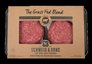 grass fed packaging