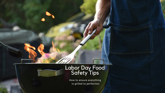 Labor Day Food Safety Tips