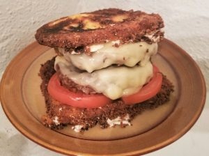 our favorite recipes: mozzarella monster