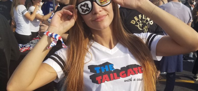 tailgate with a cause