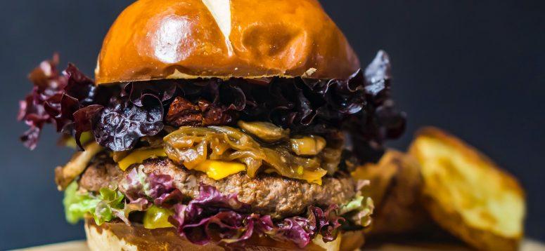 very best burger