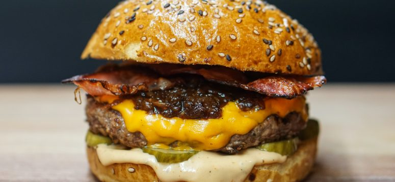 how to cook the very best burger