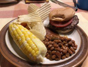 Grandma's Burger