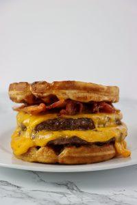 Schweid & Sons The Brunch Burger