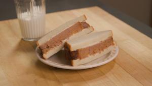 Nora's Meatloaf Sandwich by George Motz