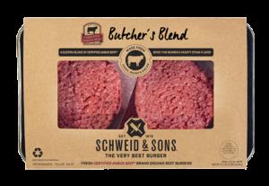 CAB Butchers blend packaging