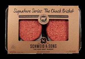 sig series chuck brisket packaging